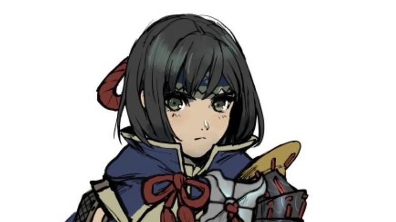 Monster Hunter Rise female character concept