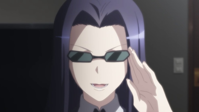 Ms. Smith in Monster Musume
