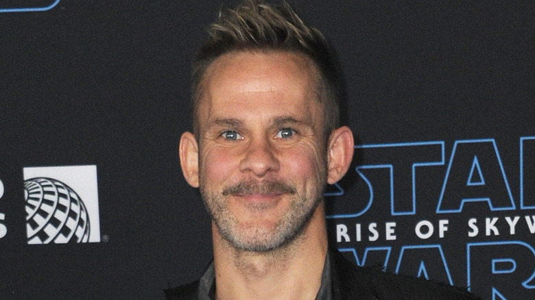 Dominic Monaghan at premiere