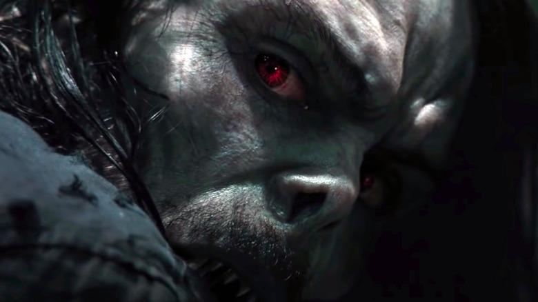 Morbius in vampire mode