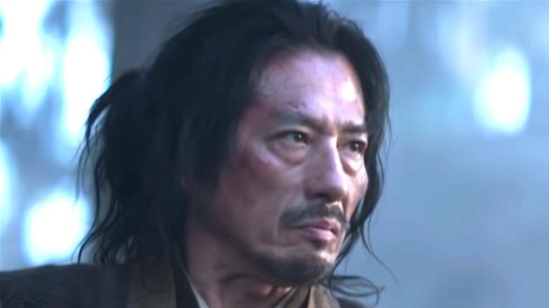 Hiroyuki Sanada Scorpion