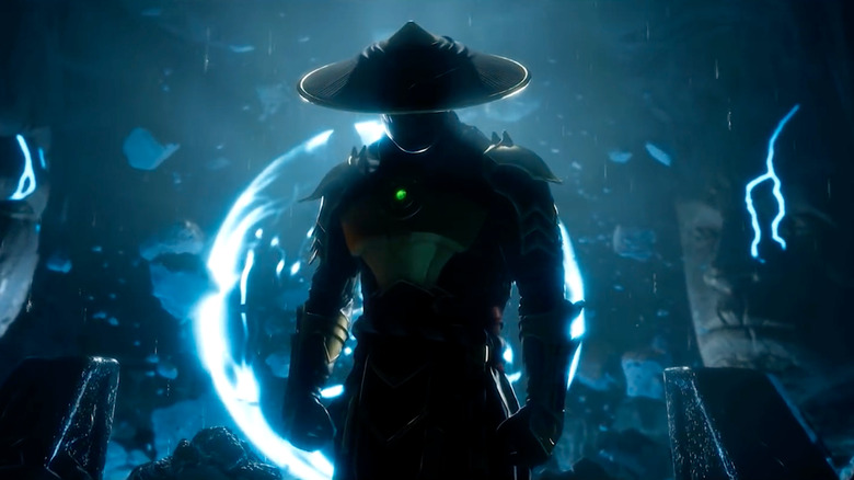 Mortal Kombat 11 promo image