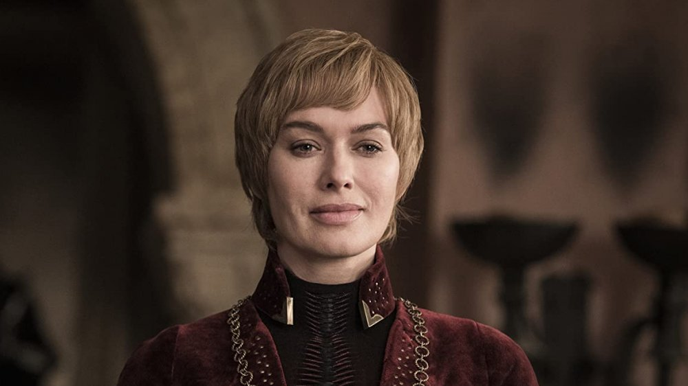 Lena Headey as Queen Cersei Lannister from Game of Thrones