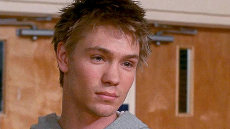 Chad Michael Murray in One Tree Hill.