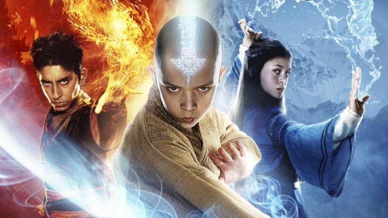 Promotional Image for The Last Airbender