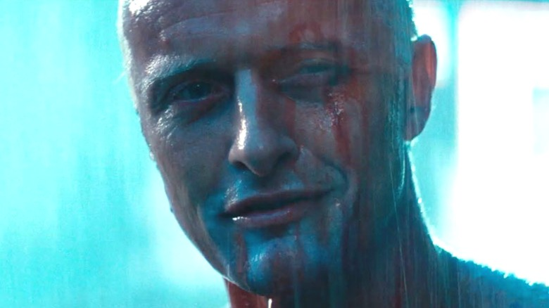 Blade Runner Roy death scene