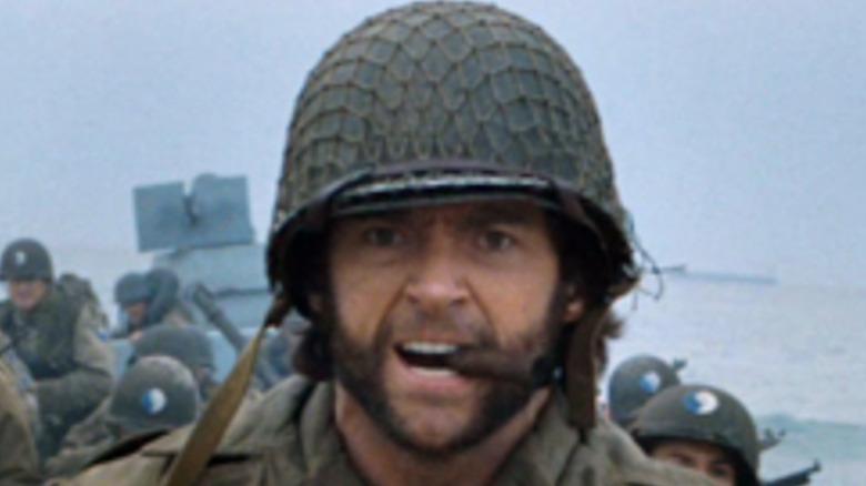 Logan at Normandy