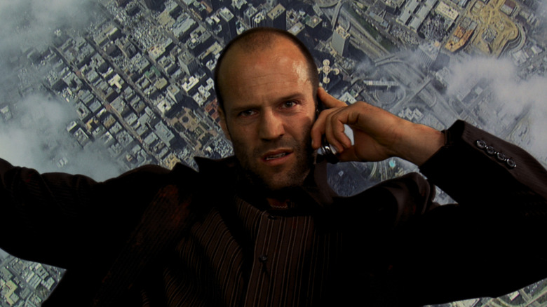 Jason Statham needs a parachute