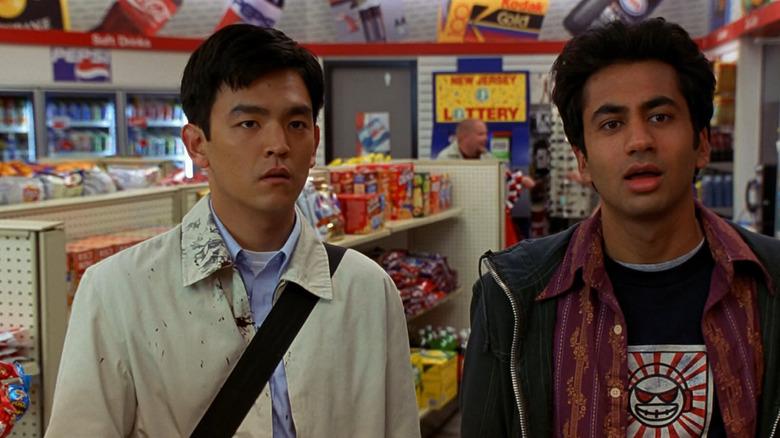 John Cho Kal Penn Harold and Kumar Go To White Castle