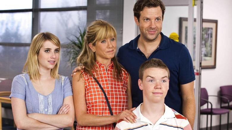 We're The Millers Jennifer Aniston Jason Sudeikis