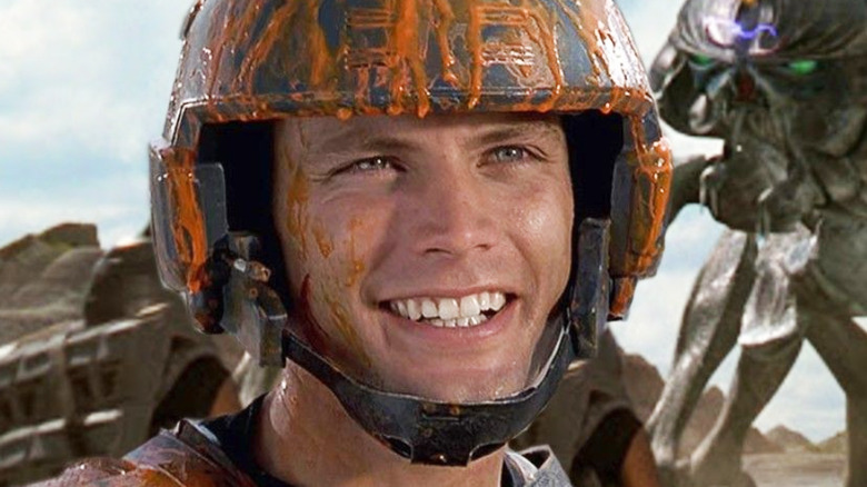 Johnny Rico Starship Troopers