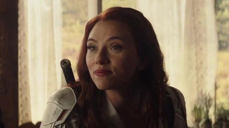 Scene from Black Widow
