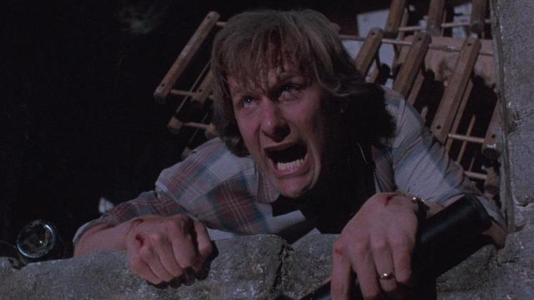 Jeff Daniels trapped