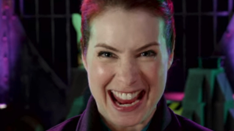 Felicia Day in Mystery Science Theater 3000
