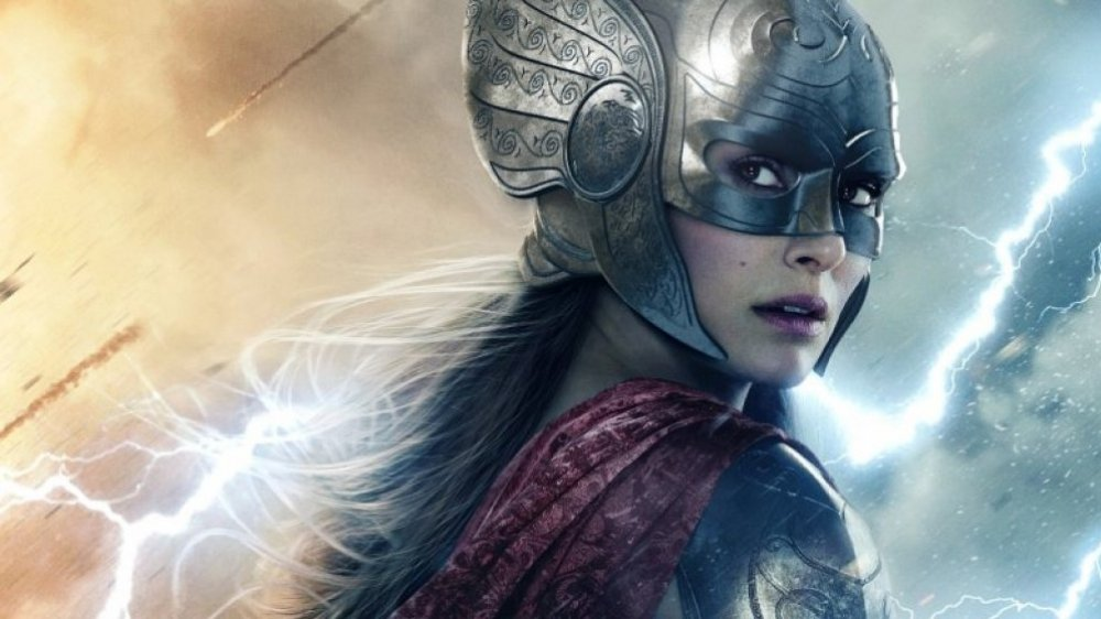 Natalie Portman as Mighty Thor fan art