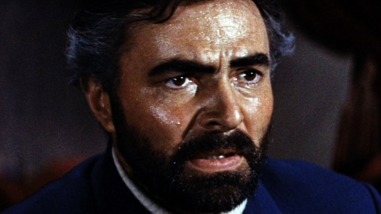 James Mason in 20,000 Leagues Under the Sea