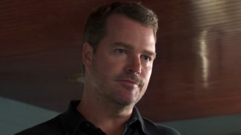 Chris O'Donnell on NCIS: Los Angeles