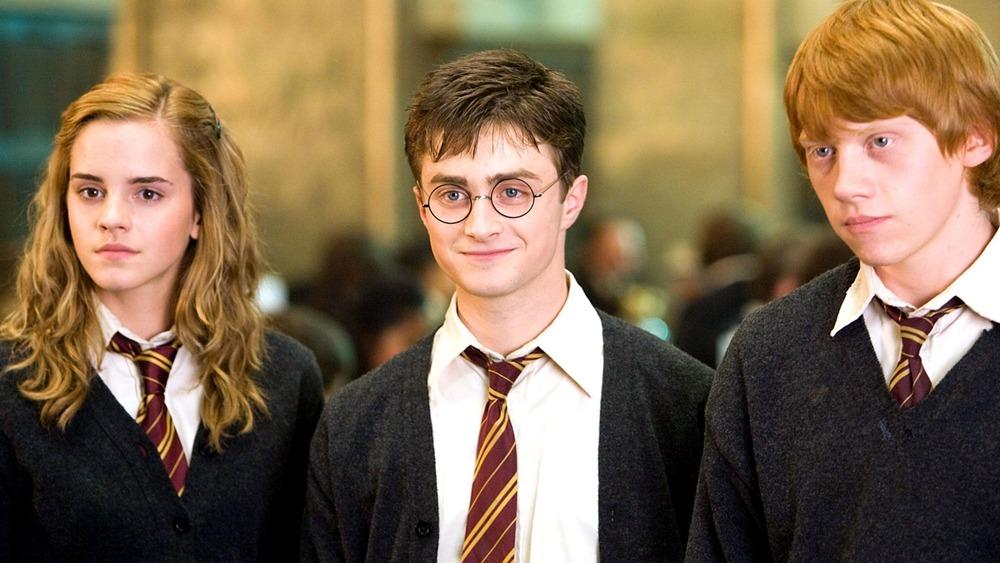 The Harry Potter film franchise