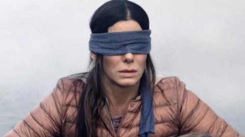 Sandra Bullock Bird Box Netflix