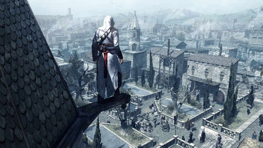 Assassin's Creed by Ubisoft