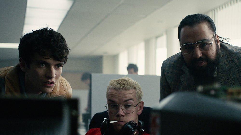 Fionn Whitehead as Stefan Butler in Black Mirror: Bandersnatch