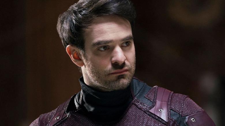 Charlie Cox as Matt Murdock/Daredevil on Netflix's The Defenders