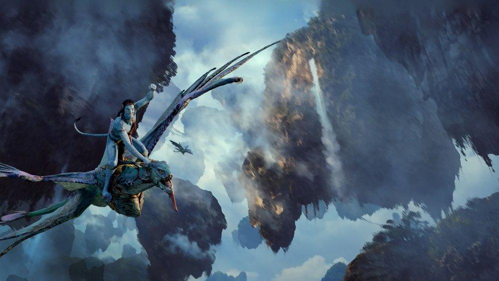 Sam Worthington in Avatar