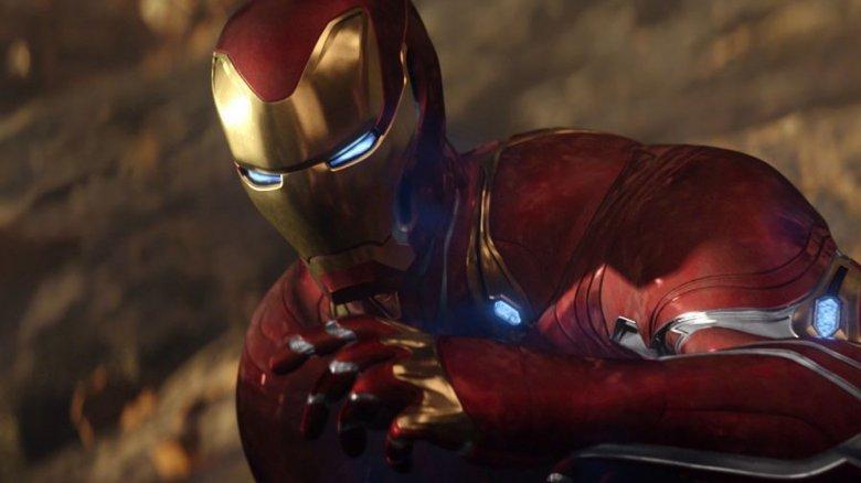 Iron Man Avengers: Infinity War