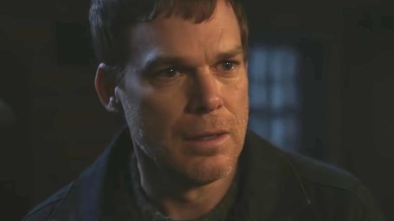 Dexter Shocked Stubble
