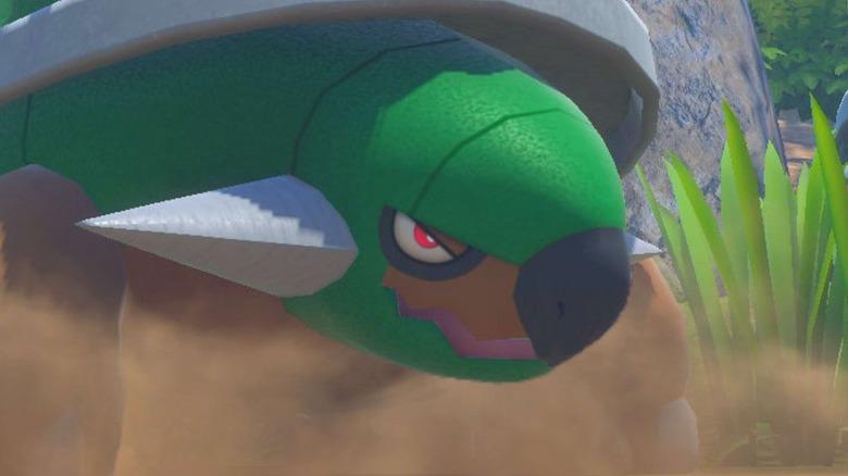 New Pokémon Snap Angry Turtle Pokémon Turtles