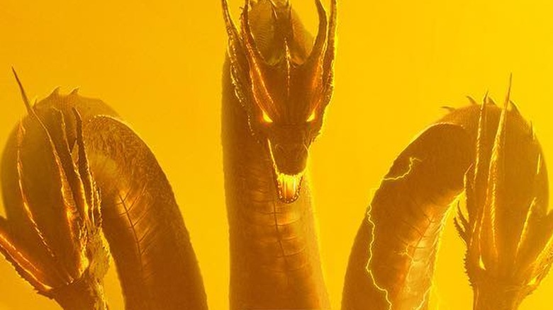 Ghidorah Godzilla: King of the Monsters poster