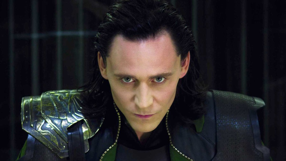 Tom Hiddleston as Loki in Marvel's Avengers