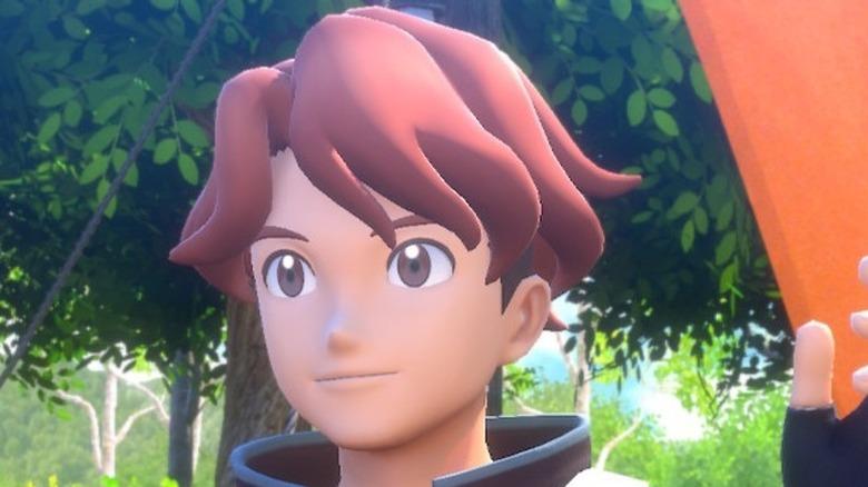 New Pokemon Snap trainer camera