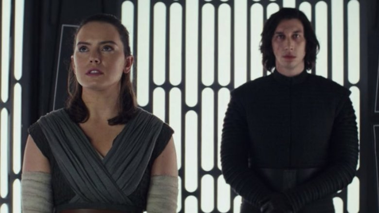 Still from The Force Awakens