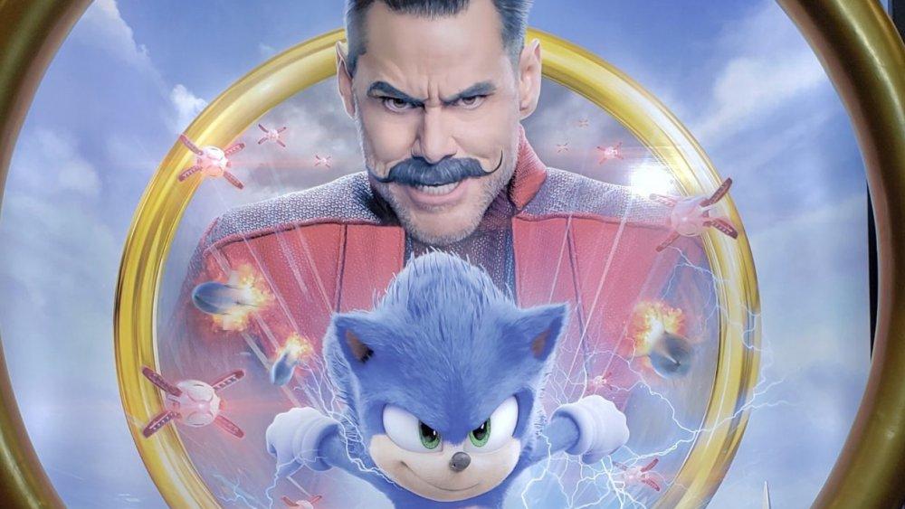 Sonic the Hedgehos CCXP poster