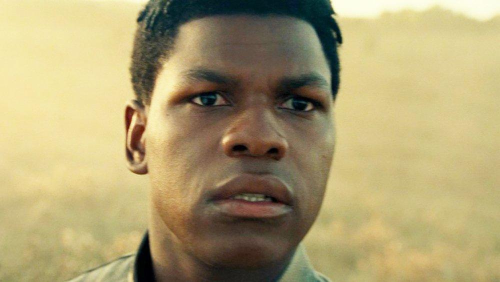 John Boyega as Finn