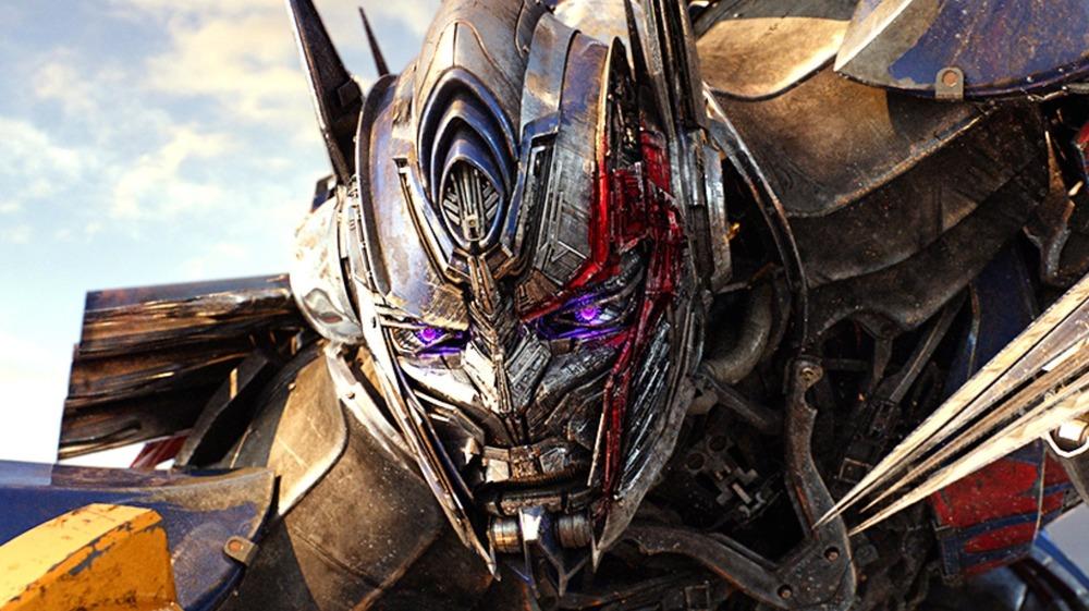 Optimus Prime Live Action
