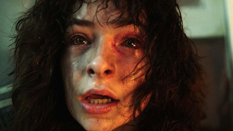 Ashleigh Cummings as Vic on NOS4A2