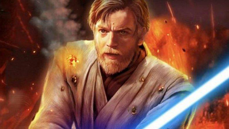 Ewan McGregor Obi Wan Kenobi Force Collection