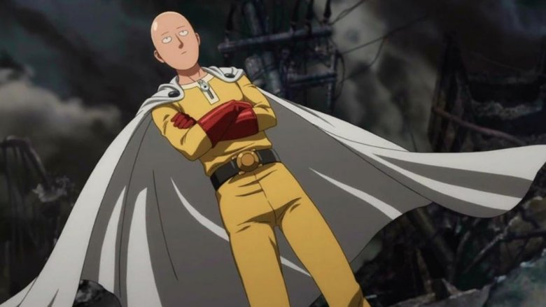 Scene from One Punch Man