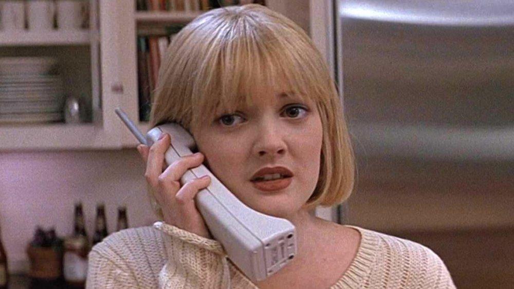 Drew Barrymore in Scream