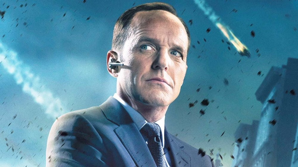 Clark Gregg, Agent Coulson, The Avengers