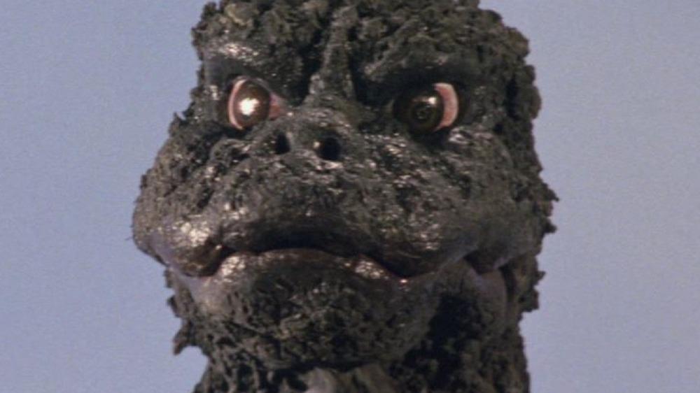 Godzilla ready to fight
