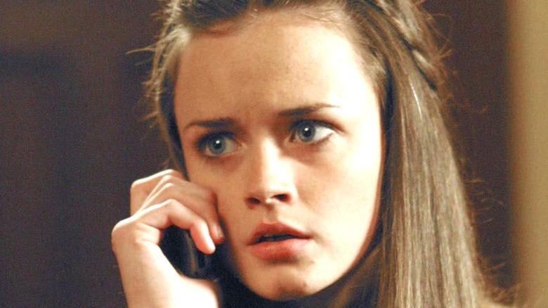 Rory Gilmore phone call