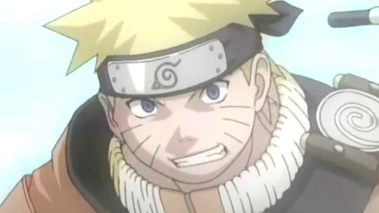 Naruto looking determined