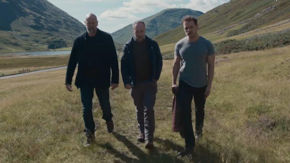 Sam Heughan and Graham McTavish on their upcoming travel show Men in Kilts