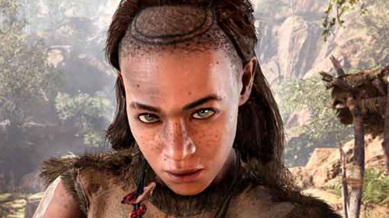 Far Cry Primal Woman