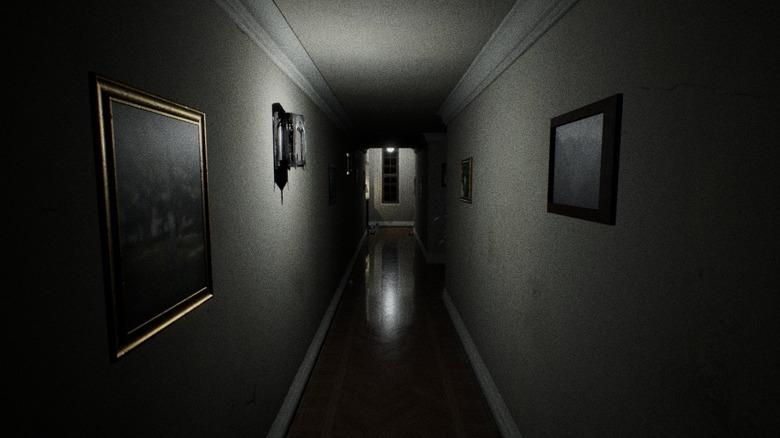 P.T. hallway