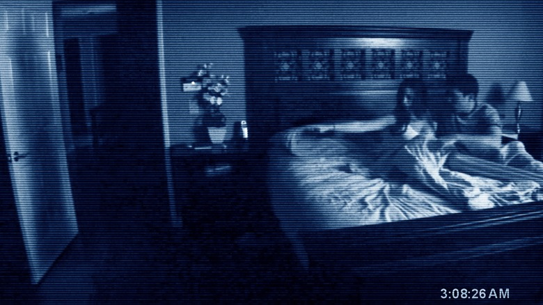 Paramount Is Giving Paranormal Activity Fans A Halloween Present