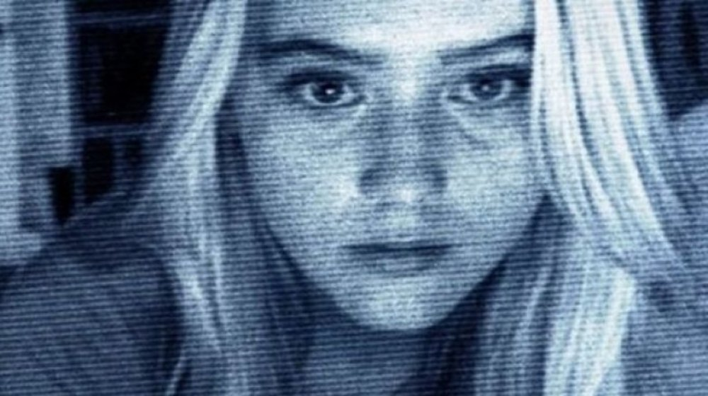 Kathryn Newton as Alex in Paranormal Activity 4